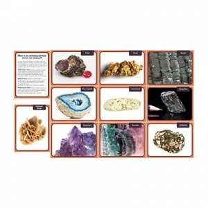 ROCKS AND MINERALS INSTRUCTIONAL ACCENTS
