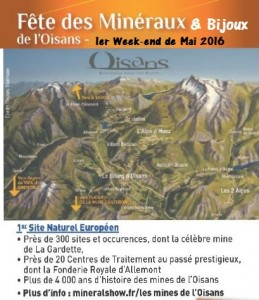 CARTE OISANS AUX 6 VALLEES