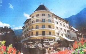 Hotel LE MILAN - BOURG D'OISANS