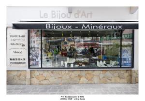 LE BIJOU D'ART - FETE MINERAUX & BIJOUX OISANS 2016