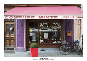 LUCIEN COIFFURE - FETE MINERAUX & BIJOUX OISANS 2016