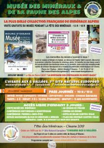2019 FETE DES MINERAUX programme complet (2)